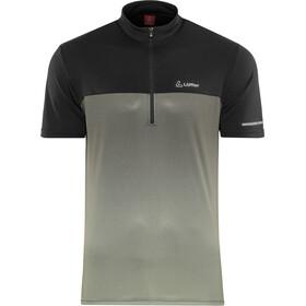 Löffler Flow Half-Zip Bike Shirt Men olive